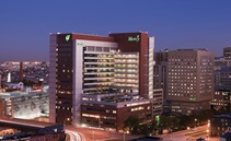 Mercy Medical Center in Baltimore, Maryland